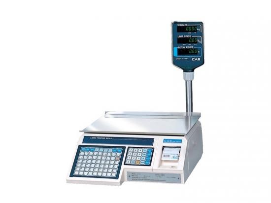 Весы с термопечатью CAS LP-15R (v1.6) TCP-IP