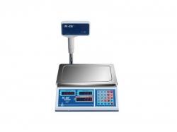 Весы торговые Mercury Equipment M-ER 322CP-15.2