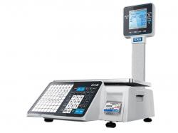 Весы с термопечатью CAS CL3000J-15