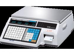 Весы с термопечатью CAS CL5000J-15IB TCP-IP