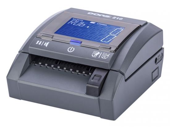 Детектор банкнот DORS 210 Compact